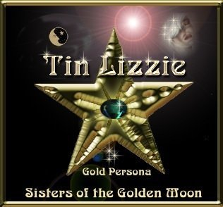Golden Star for Gold Persona